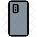 Iphone X Mobile Cell Icon