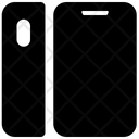 Iphone X Gadget Device Icon