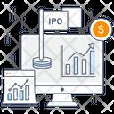 Ipo Analysis Statistical Inference Data Analysis Icon