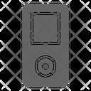 Ipod Mp Music Player Icon