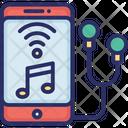 Ipod Mp 3 Music Listening Icon