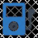 Audioplayer Earphone Mp Icon