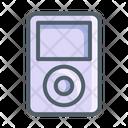 Electronic Ipod Music Icon