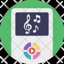 Ipod Walkman Mp 4 Icon