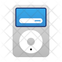 Ipod Music Streaming Icon