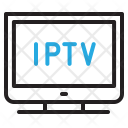 Iptv Television Online Icon