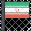 Iran Iranian Asian Icon