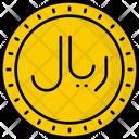 Iran Rial Icon