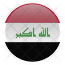 Iraq Country Flag Icon