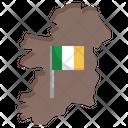 Ireland Scotland England Icon