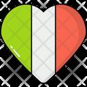Ireland Irish St Patricks Day Icon