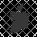 Ireland Country Flag Icon