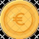 Ireland Euro Coin Ireland Euro Business Icon