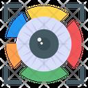 Camera Shutter Iris Recognition Aperture Icon