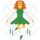 Irish Dance Dance Ireland Icon