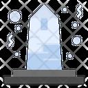 Irish Round Tower Icon