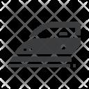 Iron Box Press Icon
