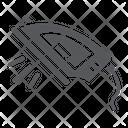 Iron Electronics Device Icon