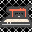 Iron Flatiron Appliance Icon