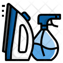 Iron Softener Cleaning Icon
