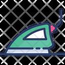 Iron Smoothing Ironing Icon