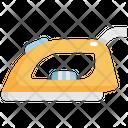 Iron Laundry Washing Icon