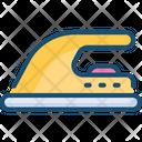 Iron Ironing Steaming Icon