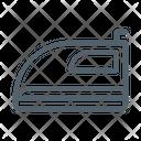 Electronic Iron Home Icon
