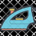 Iron Presser Electric Iron Icon