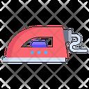 Airon Box Cloth Iron Steam Icon