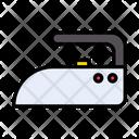 Iron Press Cloth Icon