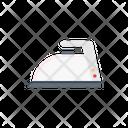 Iron Press Steaming Icon