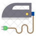 Iron Home Appliances Electric Icon