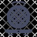 Iron Waffle Kitchen Icon