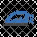 Iron Steam Laundry Icon