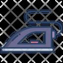 Iron Electric Iron Press Icon