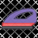 Iron Presser Electric Appliance Icon