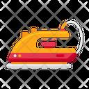 Iron Press Laundry Icon