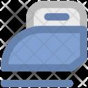 Iron Steam Electric Icon