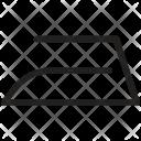 Iron Fabric Label Icon