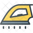 Iron Ironing Steam Icon