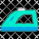 Electric Device Iron Dress Icon