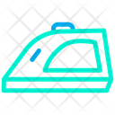 Electric Device Iron Dress Icon