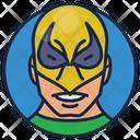 Iron Fist Villain Warrior Icon