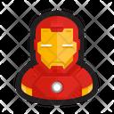 Iron Man Iron Patriot Marvel Icon