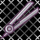 Iron Straigthner Care Icon