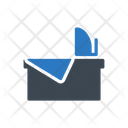Iron Table Cloth Icon
