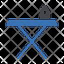 Iron Steam Table Icon