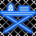 Ironing Board Iron Icon