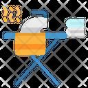 Iron Board Ironing Icon